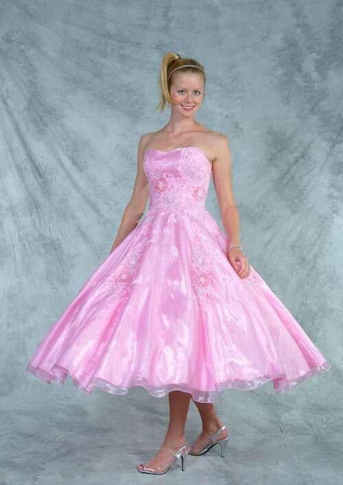 Pretty pink dress  Petticoats Polka Dots and Picnics