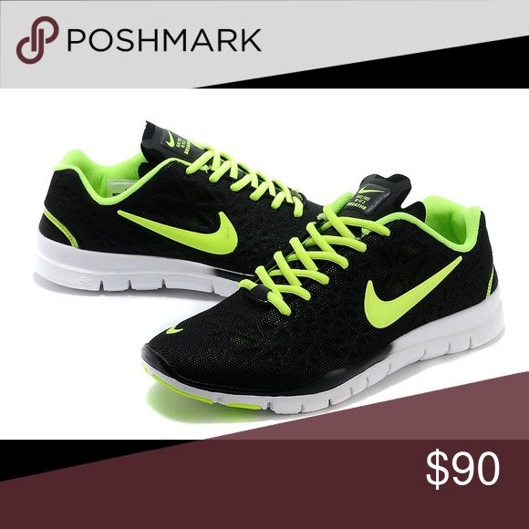 Buy Nike Free TR Fit 3 Breathe Mens Carbon Black Volt White 579968 017 with  best discount.All Nike Free TR Fit 3 Mens shoes save up.
