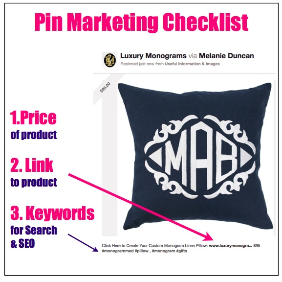 Click here to learn more strategies for Pinterest Marketing: www.powerofpinning.com/webinar
