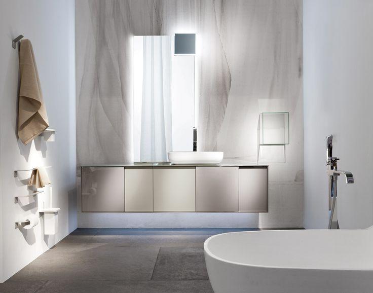 oltre 25 fantastiche idee su specchi moderni su pinterest | parete ... - Specchi Arredo Bagno
