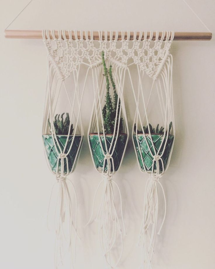 25+ Best Ideas About Macrame Wall Hangings On Pinterest