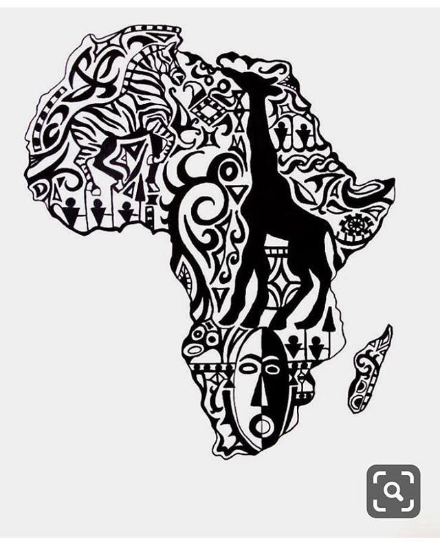 Liveforart African Tattoo Africa Tattoos African Tribal Tattoos