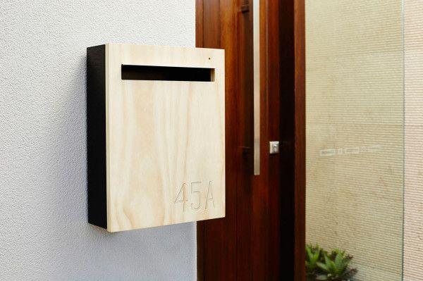 Javi Letterbox Range by Javi Design