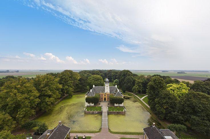 Groningen estate houses