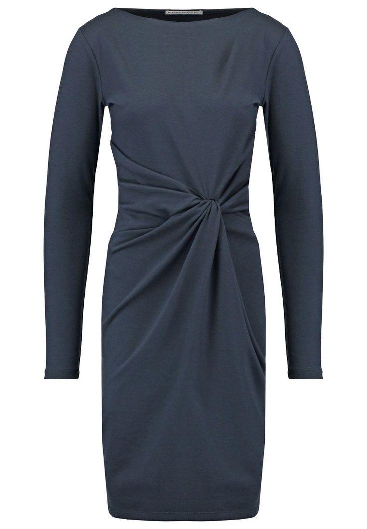 DAY Birger et Mikkelsen DAY BASILIA - Jerseykleid - suit blue - Zalando.de