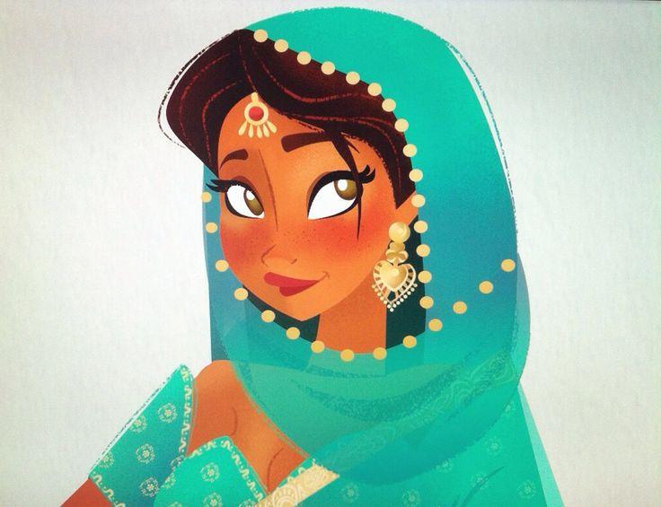 Finishing up this girl... #art #illustration #drawing
