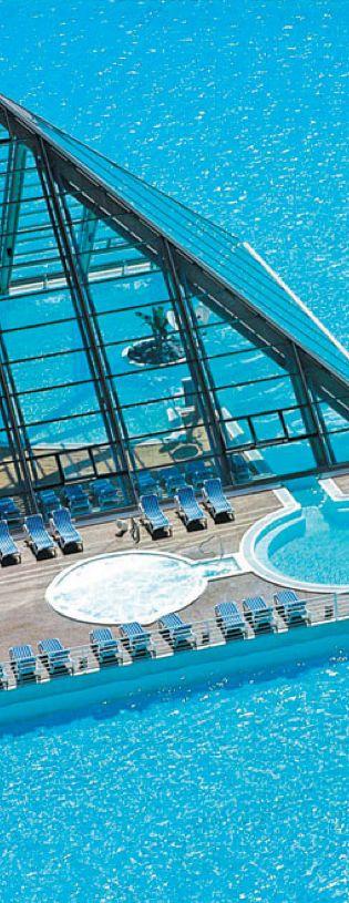 Luxury Pools- Largest pool in the world- Via ~LadyLuxury~