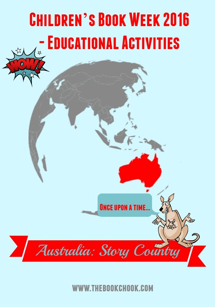 Children's Book Week 2016 - Educational Activities to support Australia: Story Country