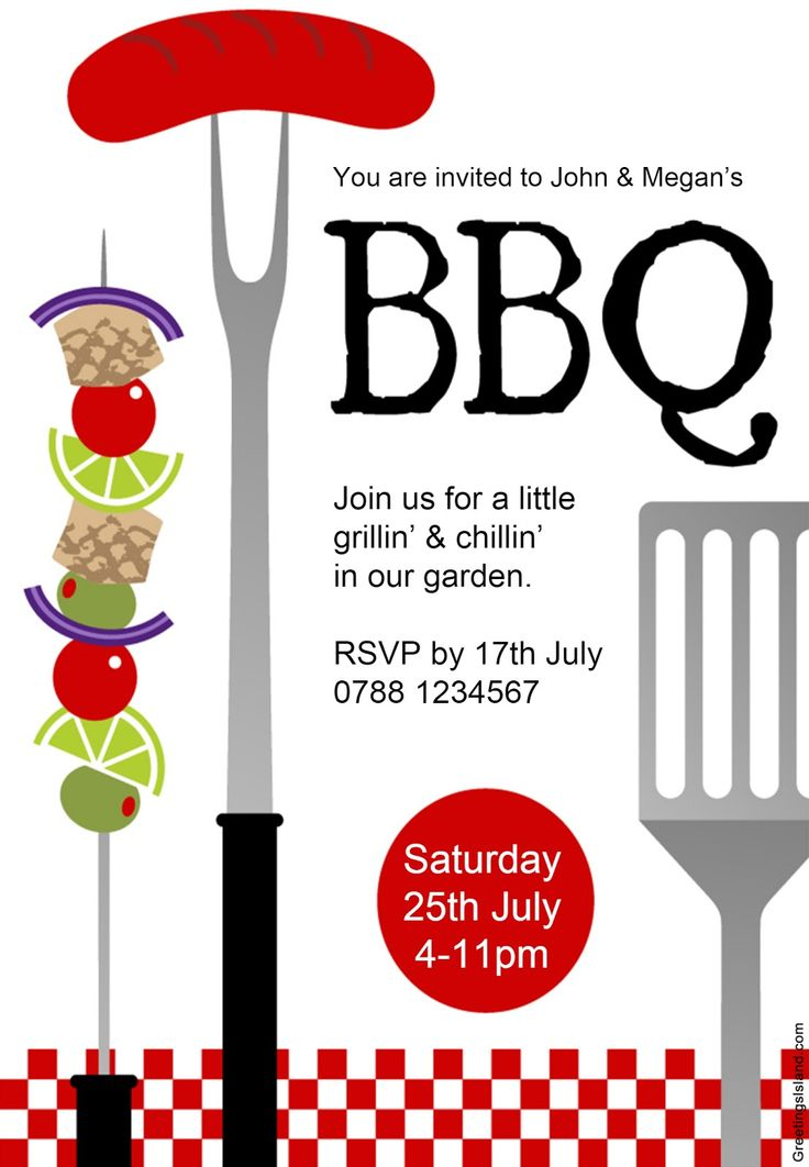 93 best Barbecue invitations images on Pinterest Cards, Tags and - bbq invitation template