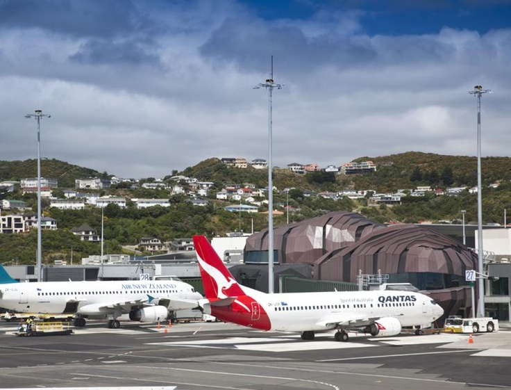 Wellington Airport International Passenger Terminal (The