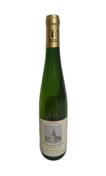 Pinot Gris Cuvée Saint Michel 2009 - #Alsace - Domaine Scherrer - En vente ici