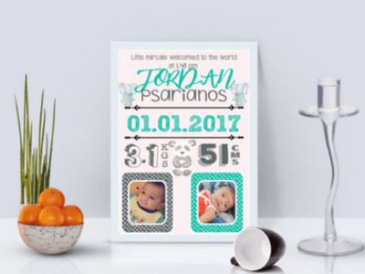 Lasting Impressions is a one stop shop for all of your special occasions. We guarantee 100% customer satisfaction with our collages, cards, digital prints and more. A perfect gift or keepsake!