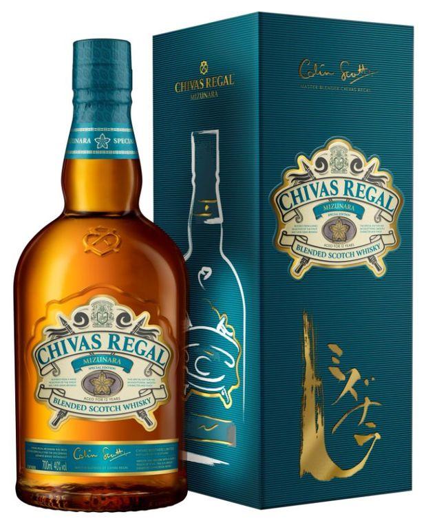 Chivas Regal Mizunara #whisky #scotchwhisky #Blendedwhisky