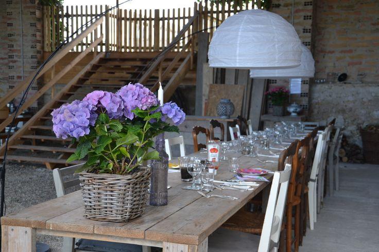 Zuid Frankrijk-Domaine en Birbès -al velen gingen ons voor en iedereen is even enthousiast over deze locatie - safaritenten , gites, en heerlijk tafelen- gerund door jong Nederland stel met kids - snel boeken als je er in hoogseizoen wil verblijven- ook leuk voor buiten seizoen met jonge kinderen - veel te doen in omgeving.