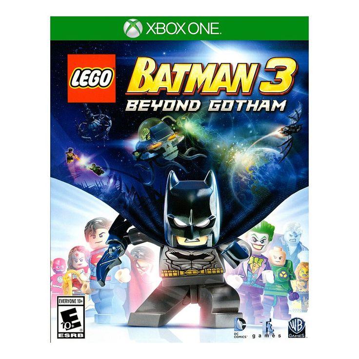 LEGO Batman 3: Beyond Gotham for Xbox One, Multicolor