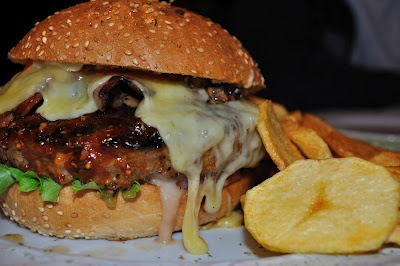 Super Kozi's Burger @ Kozis