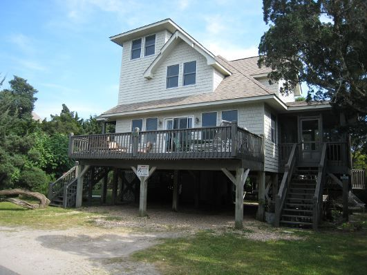 260 best ocracoke island realty vacation rentals images on for Ocracoke cabin rentals