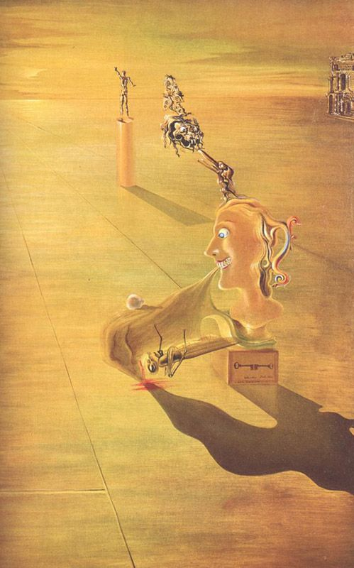 Nice History Of Art: Salvador Dali