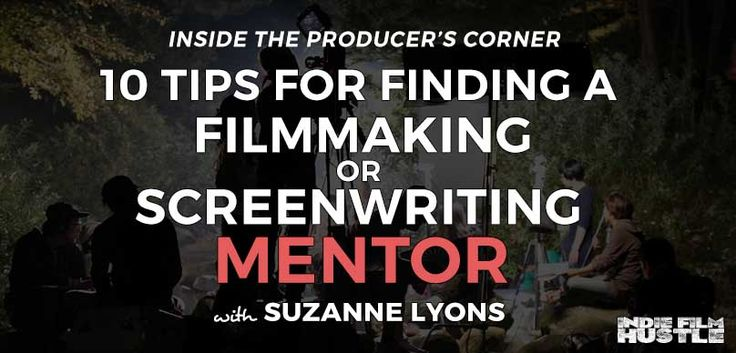 Inside the Producer's Corner with Suzanne Lyons  This is a series of articles that film producer and best selling author Suzanne Lyons (listen to her interview here) will be writing over the next 6 months. I