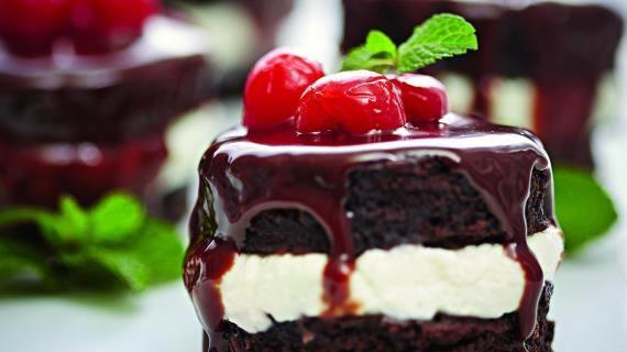 Шоколадные пирожные свишней. Пошаговый рецепт с фото, удобный поиск рецептов на Gastronom.ru