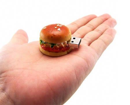 10 Coolest USB Flash Drives - Oddee.com (usb sticks, usb pen drive)