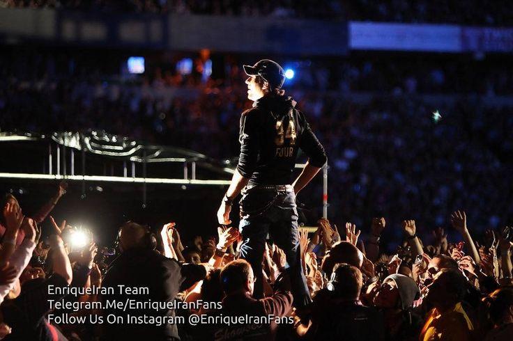 "T.Me/EnriqueIranFans  Enrique Iglesias Performing Hero Song on ""Heroes Concert Show"" . .  #EnriqueIglesias #EnriqueIran #EnriqueIranFans  #Enrique #SubemeLaRadio #Bailando #DueleElCorazon #ElPerdon . . . . . . .  #Shakira  #RickyMartin  #LuisFonsi  #DaddyYankee  #Pitbull  #MrWorldWide  #JenniferLopez  #JustinBieber  #NickyJam  #Maluma  #JBalvin  #Thalia  #MarcAnthony  #RomeoSantos  #JenniferLopez"