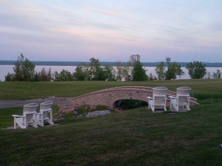 #wedding #ceremony #sunset #lake