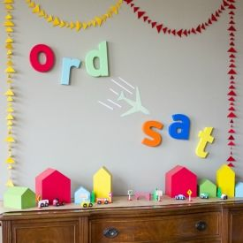 This fun moving / goodbye party is jam packed with DIY decor ideas that would work for all kinds of parties.