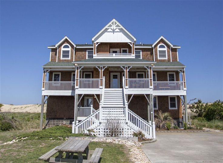 FISH TALES   322 located In SOUTH NAGS HEAD MP NAGS HEAD  NC Outer Banks  Oceanside vacation rental with 12 bedrooms  baths  Private Pool and Hottub. 10 Best images about obx 2016 on Pinterest   Baby pool