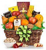 Fruit Gift Baskets: Five Star Fruit & Gourmet Basket