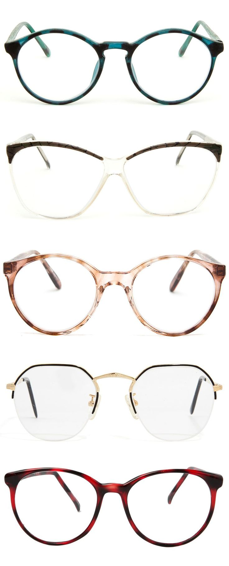 Vintage and Deadstock Eyewear selected by #AmericanApparel