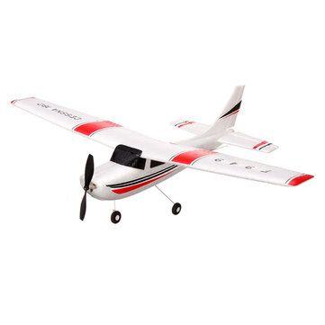WLtoys F949 3CH 2.4G Cessna 182 Micro RC Airplane RTF