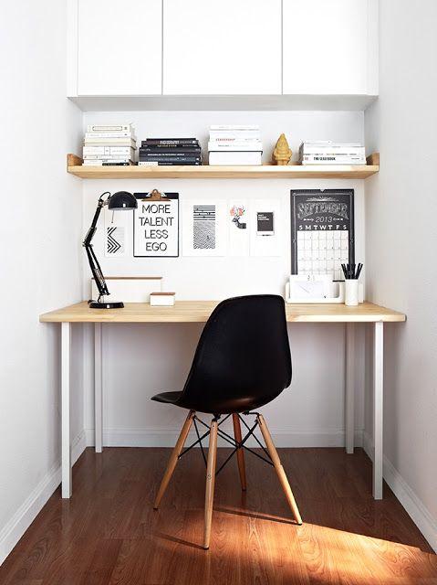Angolo studio - lavoro in casa (back to school!)