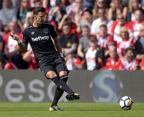 Palace manager Frank de Boer ready to bid for Jose Fonte to save his job (Mirror)