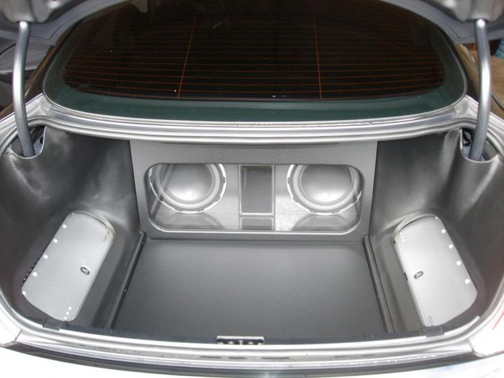 Custom Car Audio System in the Black 6! JL Amps, Jl Subs, Focal Speakers! - Bimmerfest - BMW Forums