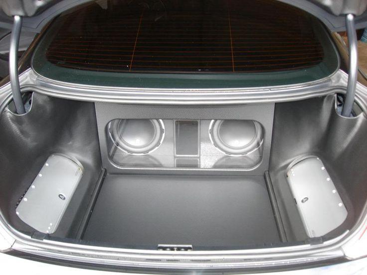 Custom Car Audio System in the Black 6! JL Amps, Jl Subs, Focal Speakers! - Bimmerfest - BMW Forums