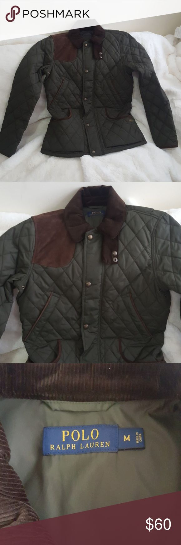 Ralph Lauren Polo Jacket Quilted Ralph Lauren Polo Jacket  never wore great condition Polo by Ralph Lauren Jackets & Coats