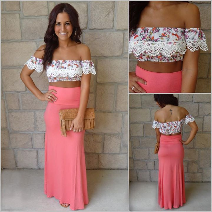 would rock this summer outfit..loveee it