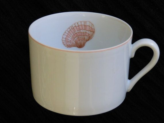 Fitz and Floyd Coquille  Vintage Tea Cup  Replacement Cup