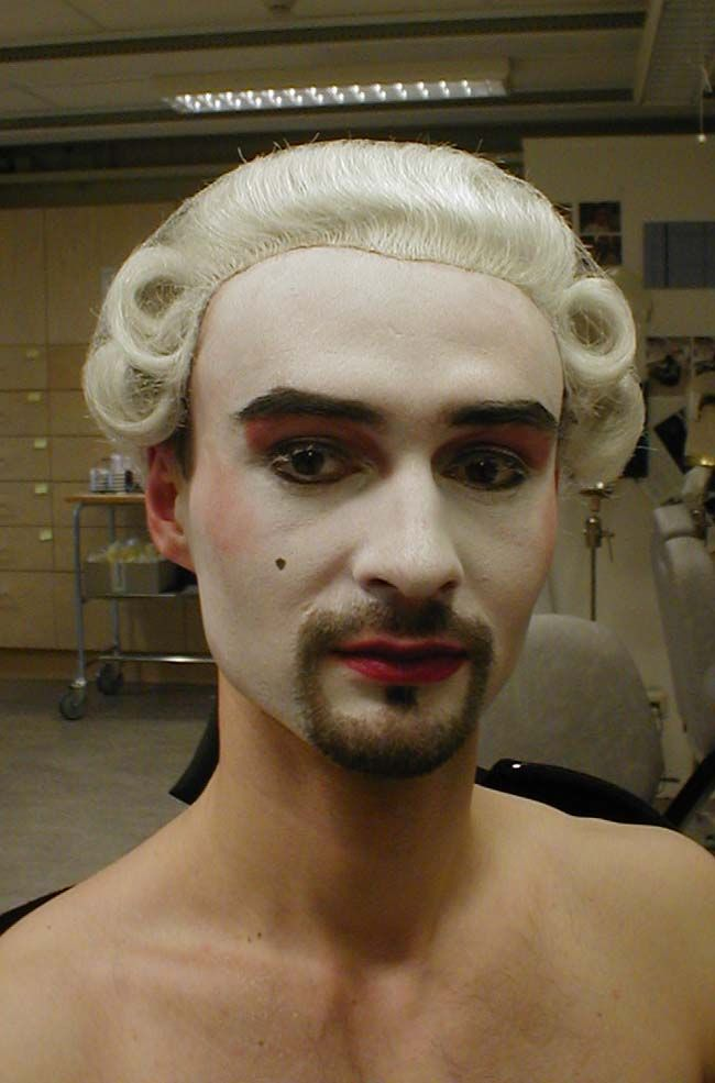Mugeek Vidalondon: Rococo Style Makeup