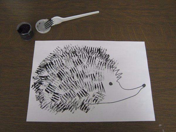 Нестандартные методы рисования
