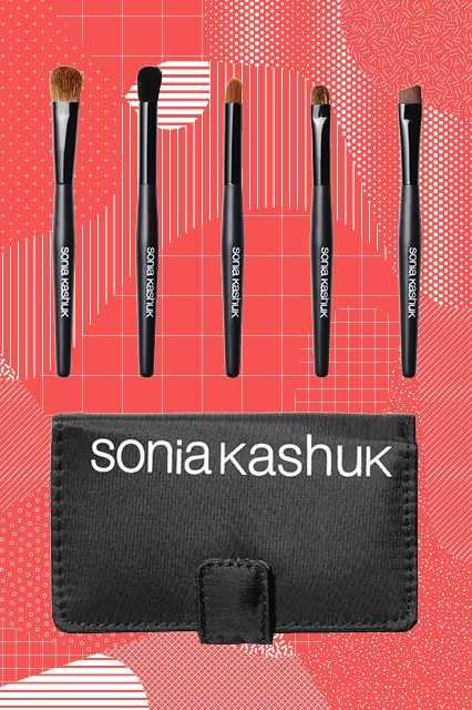 @refinery29 loves the quality (and price tag!) of these Sonia Kashuk makeup brushes. Contour your cheeks and line your lids like a pro with Target Beauty. http://www.refinery29.com/cheap-makeup#slide-3