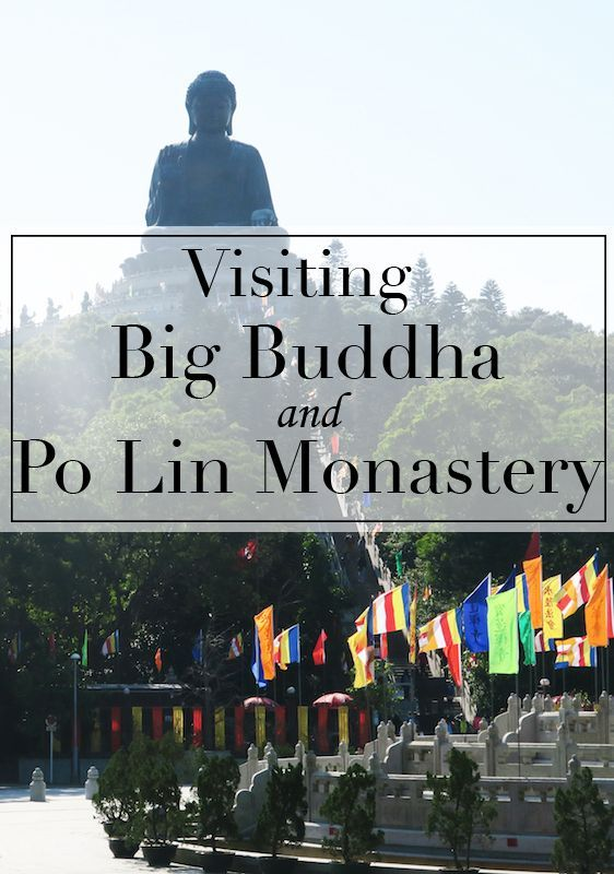 A Daytrip To Big Buddha And Po Lin Monastery - The Tourist Of Life