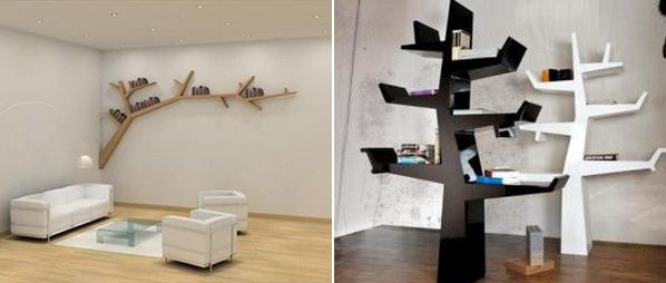Groovy Ultra Modern Home Library Design Ideas Home Home Libraries And Largest Home Design Picture Inspirations Pitcheantrous