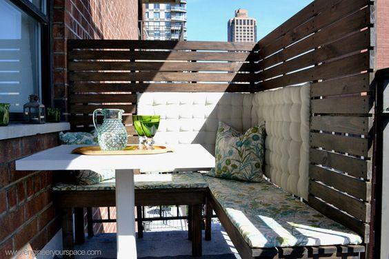 1000+ Bilder zu Privacy on Balconies auf Pinterest Winden