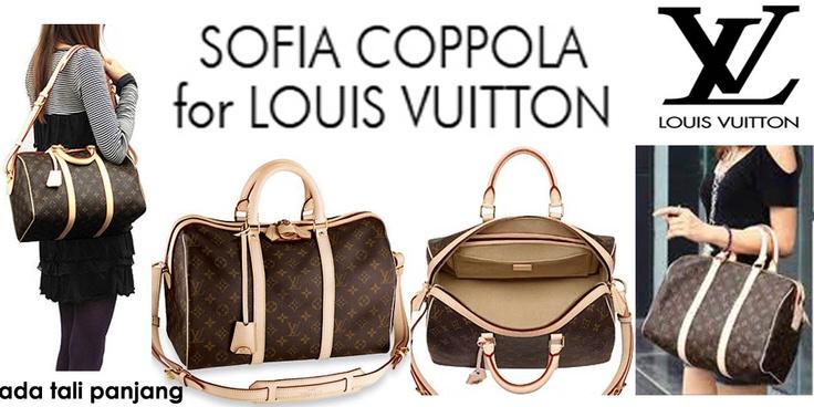 LVPeru:Bolsos de Louis Vuitton Speedy lona Monogram Sofia Coppola m42426