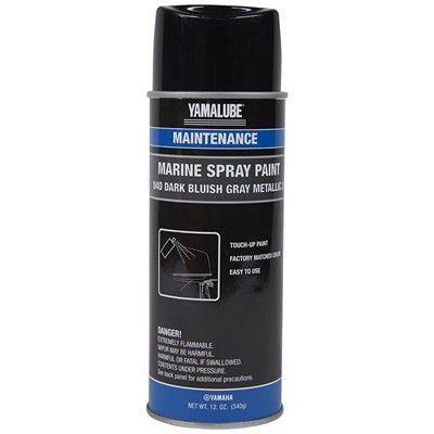 Yamaha Marine Spray Paint