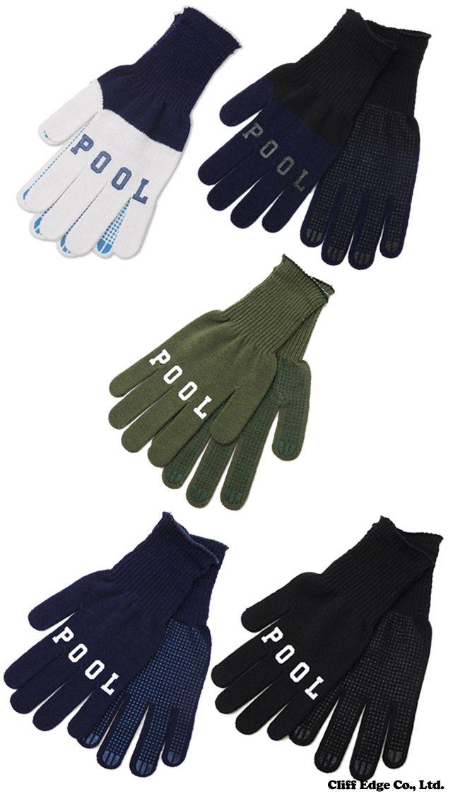 【楽天市場】the POOL aoyama(ザプール青山) POOL GLOVE(手袋) 290-003258-015x【新品】:Cliff Edge