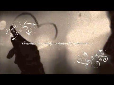 Leyenda Japonesa: El Hilo rojo del destino (novela erótica - romántica) - YouTube