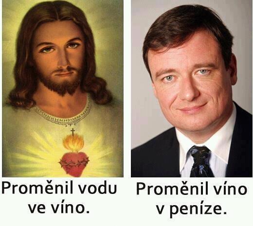 Proměnil víno v peníze